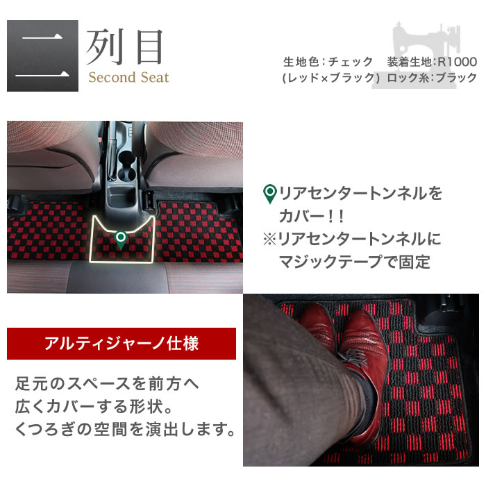 TOYOTA(トヨタ) ヤリス フロアマット+トランクマットセット