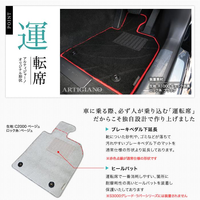TOYOTA(トヨタ) カムリ 運転席フロアマット