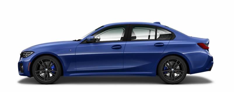 BMW 新型3シリーズ G20